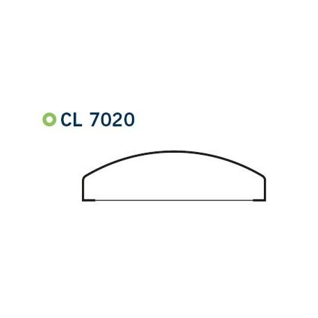 UNIARTE Molduras - Curva CL7020