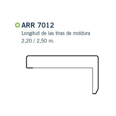 UNIARTE Molduras - Extensible Recta ARR7012